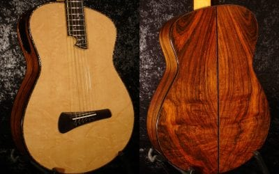 Genesis 12 Fret Acoustic Guitar