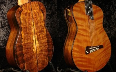 Flamed Redwood BR Genesis Nylon