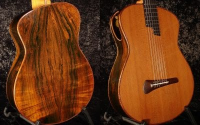 Genesis Nylon – Redwood & Rosewood