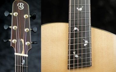 Understanding Fanned Fret Guitars And Scale Length